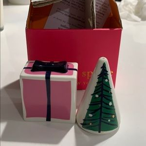 Kate Spade salt and pepper shakers